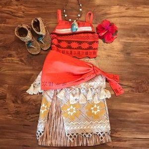 Moana outfit